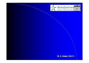 Dr. K. Amann 23.3.11.