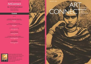 Issue 4.1 - India Foundation for the Arts