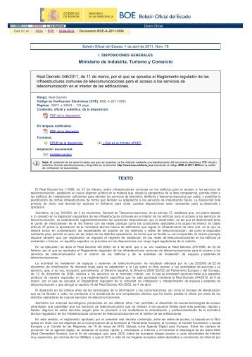 BOE.es: Documento BOE-A-2011-5834 de 01/04 ... - construmecum
