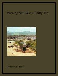 Burning Shit Was a Shitty Job - A Company 4/3/ 11th Light Infantry ...