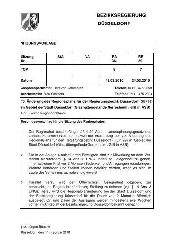 TOP_8-36.PA-komplett (pdf | 1,5 MB) - Bezirksregierung Düsseldorf