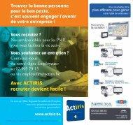 Entreprendre octobre 09 .indd - BECI