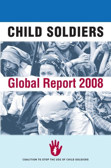 Download report as PDF - Coalition to Stop the Use of Child Soldiers