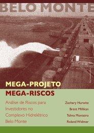 MEGA-PROJETO MEGA-RISCOS - Survival International