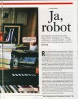 Ja, robot - Artykuł poświęcony Rayowi Kurzweilowi w ... - Music Info - Page 2