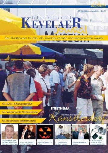 titelthema - Blickpunkt Kevelaer