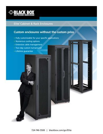 Custom enclosures without the custom price - Buyer's Guide