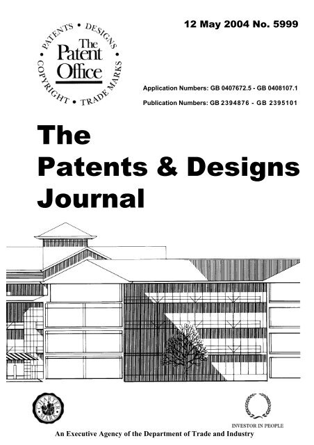 2301 honda h engine diagram the patent and design journal no 5999 intellectual property office  the patent and design journal no 5999
