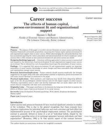 Career success - 2007.pdf