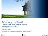 Qu'est-ce que le Cloud? - Awt