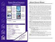 Dorset House Catalog - Dorset House Publishing