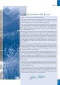 Rubriken: Termine: Editorial Seite 3 Reportage Seite 4 ... - Seite 3