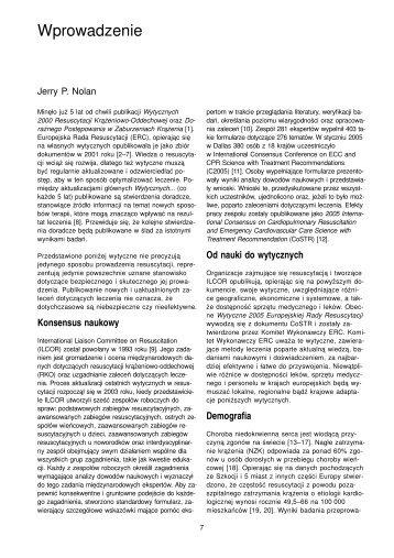 Wprowadzenie - Polska Rada Resuscytacji