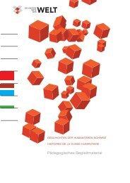 Pädagogisches Begleitmaterial - Politische Bildung