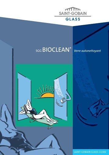 SGG BIOCLEAN® - Verre Autonettoyant : SGG BIOCLEAN