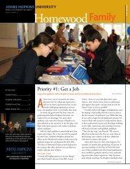 Family - Parents Program - Johns Hopkins University