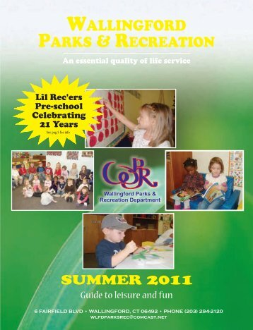 Wallingford Park & Recreation Summer 2011 Brochure.pdf