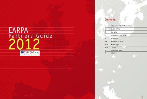 Download guide - EARPA
