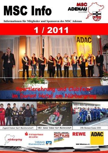 Sportlerehrung und Clubfeier im Dorint Hotel am Nürburgring