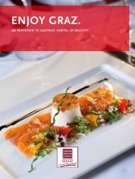 Enjoy Graz (An invitation to Austria's