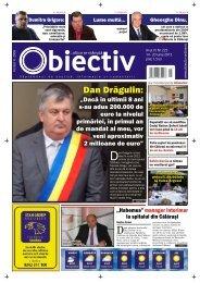 Dan Drăgulin: - Obiectiv