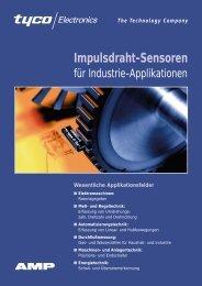 Impulsdraht-Sensoren - SEMITEK Elektronik, sro