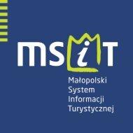 Małopolski System Informacji Turystycznej - Województwo ...