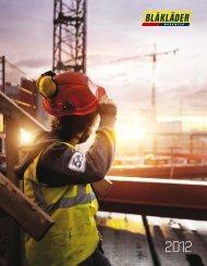 Katso tästä Blåkläder-työvaatteiden 2012 kuvasto - Temrex Oy