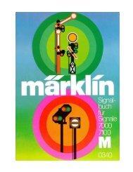 Signal location - Marklin Trains