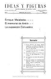 1914, julio. Año VI, nº 112. - Federación Libertaria Argentina