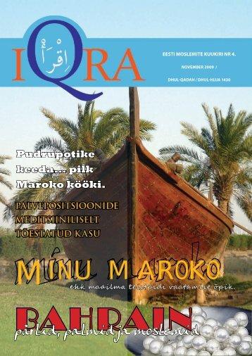 Iqra kuukiri nr.4 - Islam