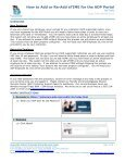 How to Register as a User for the ADP Portal - Page 4
