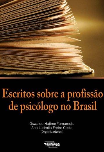 Escritos sobre a profissão de psicólogo no Brasil - More from yimg ...