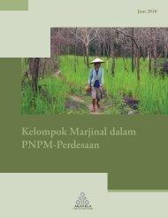 PNPM Marginalized_bahasa.indd - psflibrary.org