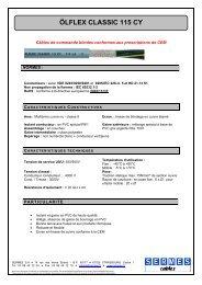 ÖLFLEX CLASSIC 115 CY - Sermes