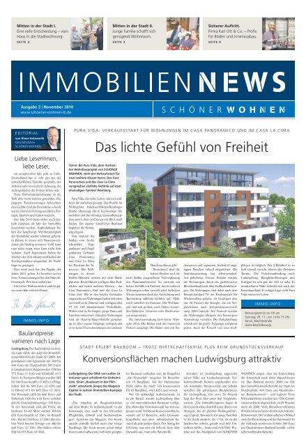 Gayde Schöner Wohnen Immobiliencenter Ludwigsburg