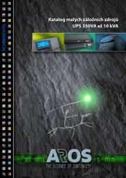 Katalog AROS v pdf - B + B Elektro