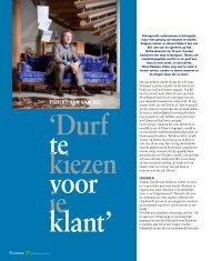 Interview Egbert Jan van Bel