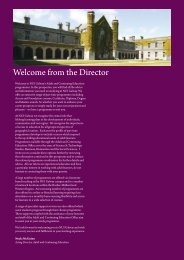 Adult Education Prospectus - National University of Ireland, Galway