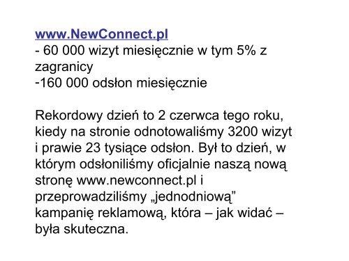 GPWInfostrefa.pl - TMT.CustomerExperience'13