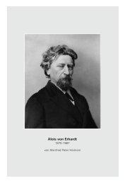 Alois von Erhardt - Volk Verlag