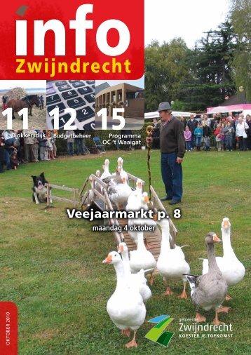 Veejaarmarkt p. 8 - Gemeente Zwijndrecht