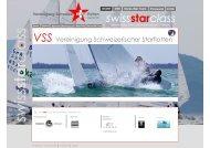 neue VSS Webseite - Starfleet-luv.ch