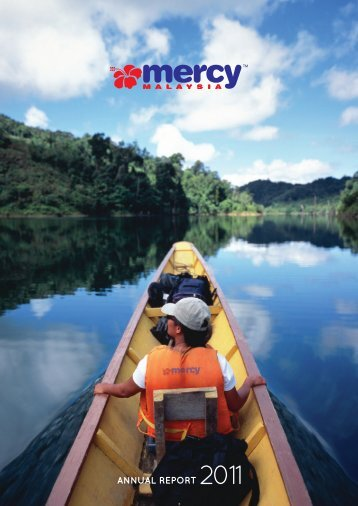 ANNUAL REPORT 2011 - MERCY Malaysia