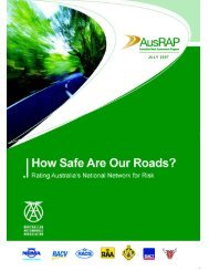 JULY 2007 .| 1 |. .| How Safe Are - Australian Automobile Association