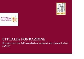 CITTALIA FONDAZIONE - Comune di Bologna