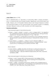 Curriculum Vitae - Department of Science and Technology ...