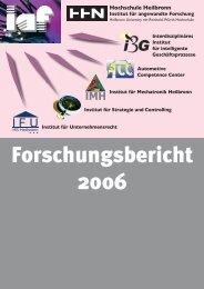 ACC (Automotive Competence Center) - Hochschule Heilbronn