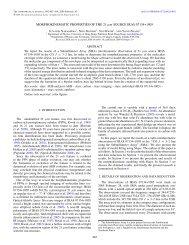 Nakashima, J., Koning, N., Kwok, S., & Zhang, Y. Morphokinematic ...