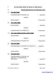 Download Full Text of the Judgment - TaxGuru